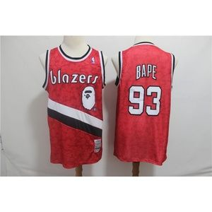 Portland Trail Blazers Bape Jersey
